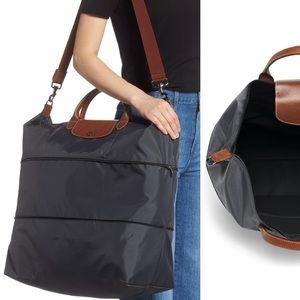 Longchamp Le Pliage 21 Inch Expandable Bag